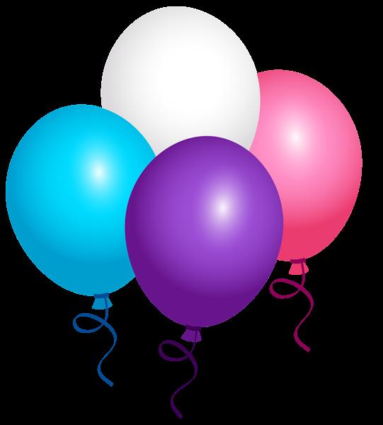 Balloon new year