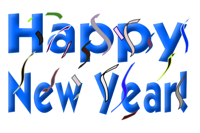 Clipart balloon new years eve. Happy year and animations