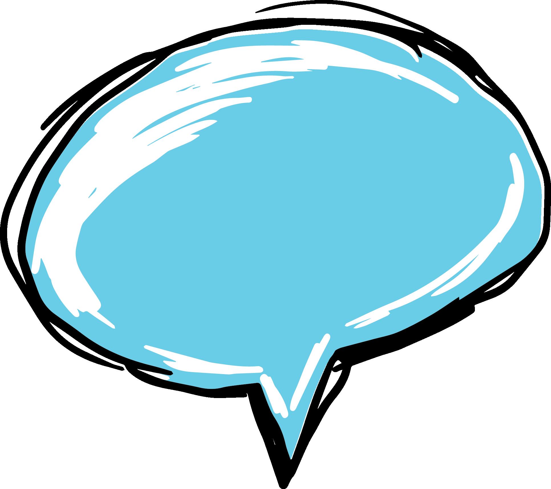 Bubble speech conversation clip. Clipart balloon oval