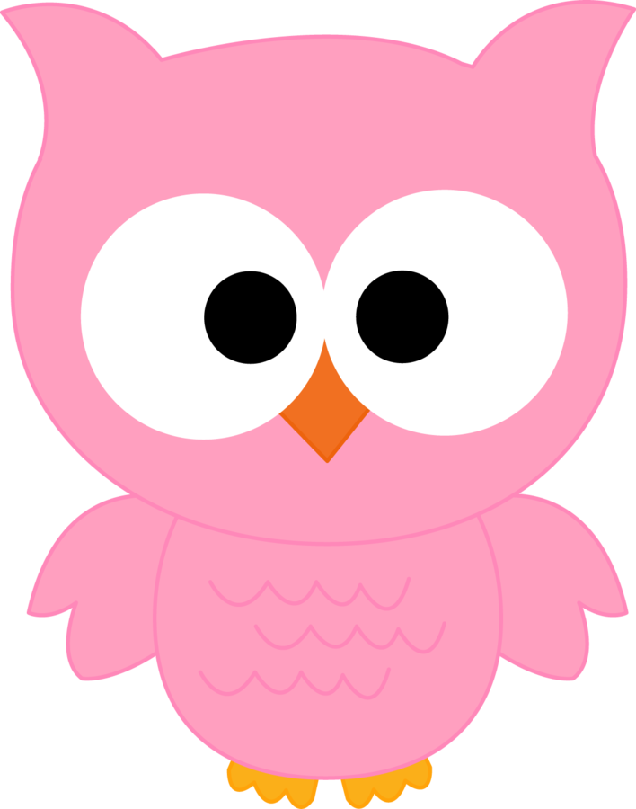 Clipart cupcake owl. Lots of owls printables