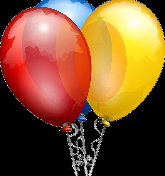 Clipart balloon party balloon. Bundle of balloons kidsports