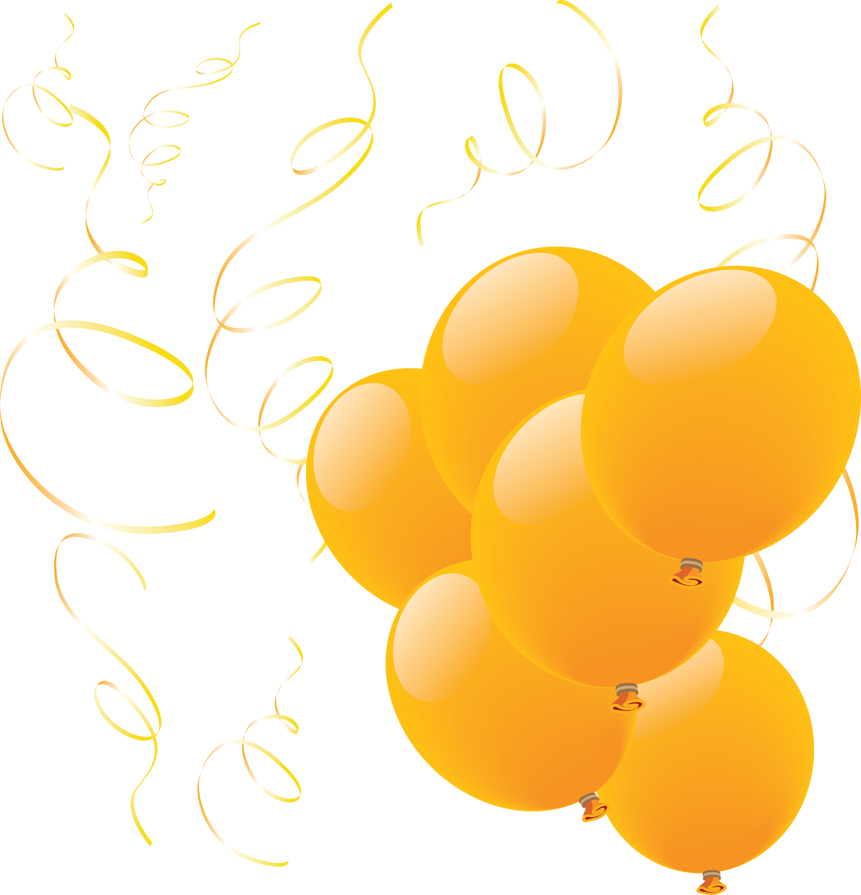 Balloons thirty seven isolated. Clipart balloon peach