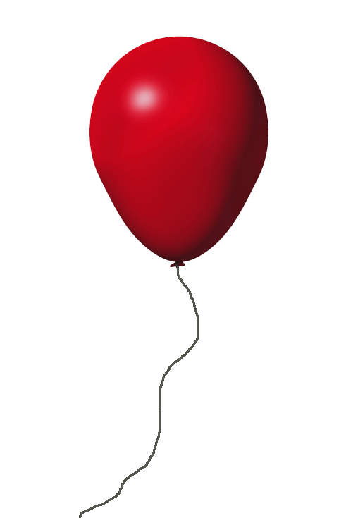 Balloon clipart pennywise. Therapy and it joanna