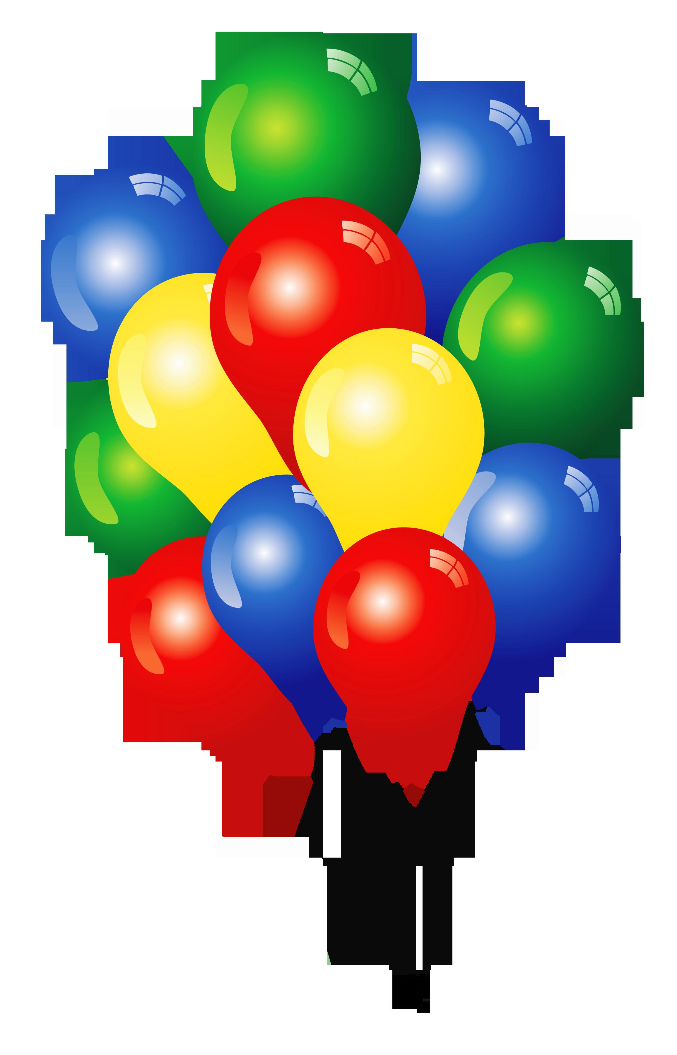 Clipart balloon presents. Ingyenes clip art lufi