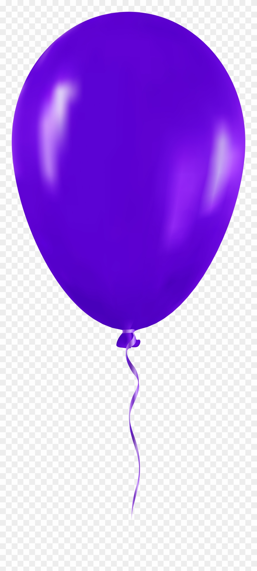 Clipart balloon purple. Png clip art of