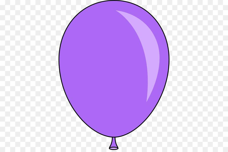 Blue transparent . Clipart balloon purple