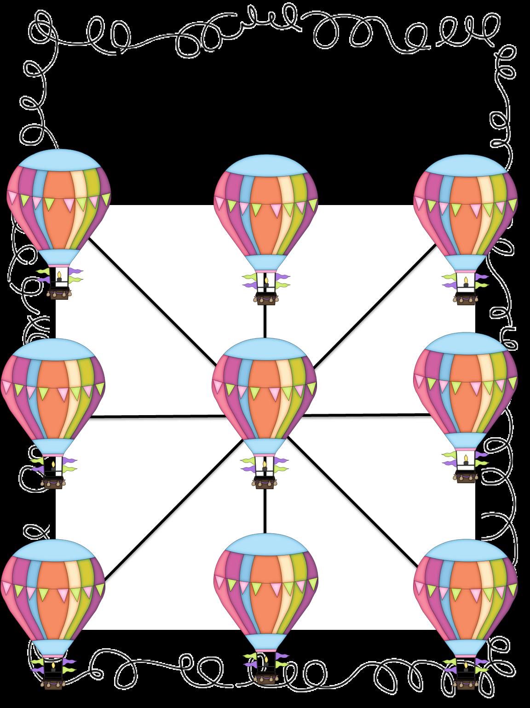 Clipart balloon row. Hot air unit first