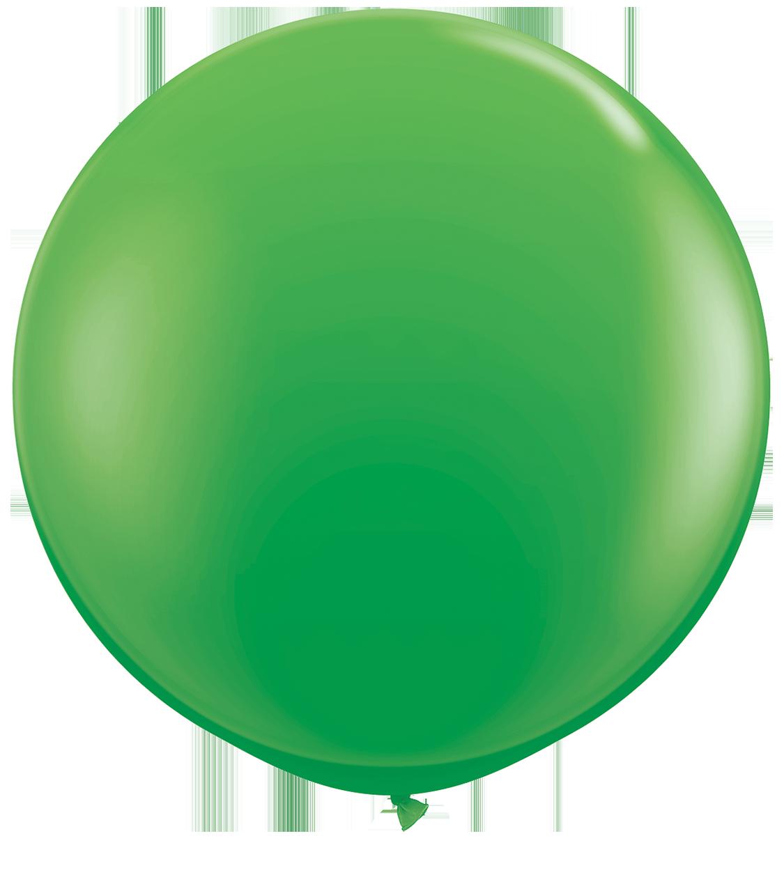 Kent balloons green. Clipart balloon spring