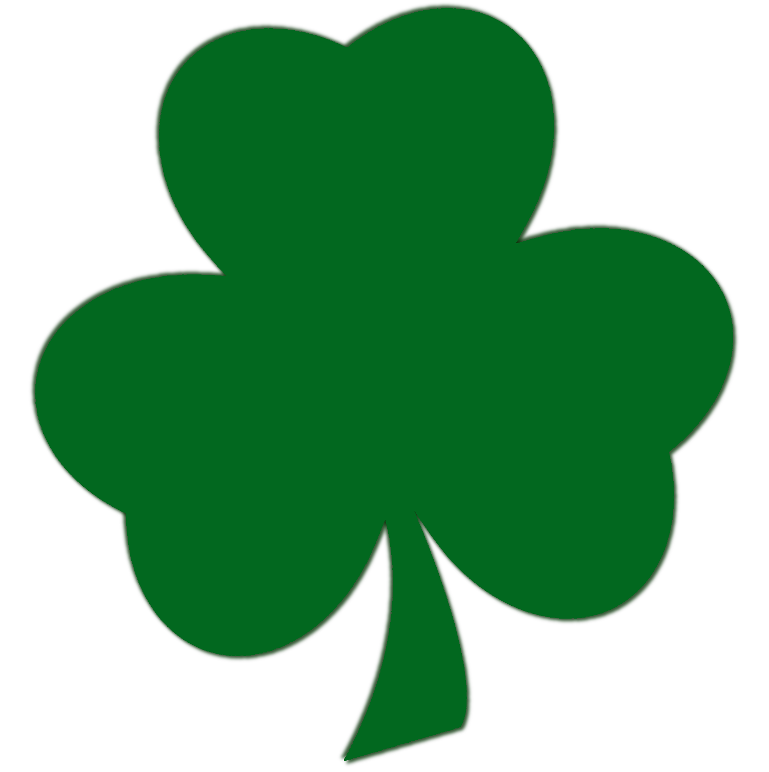 Clipart balloon st patrick's day. Clover gr google doodle