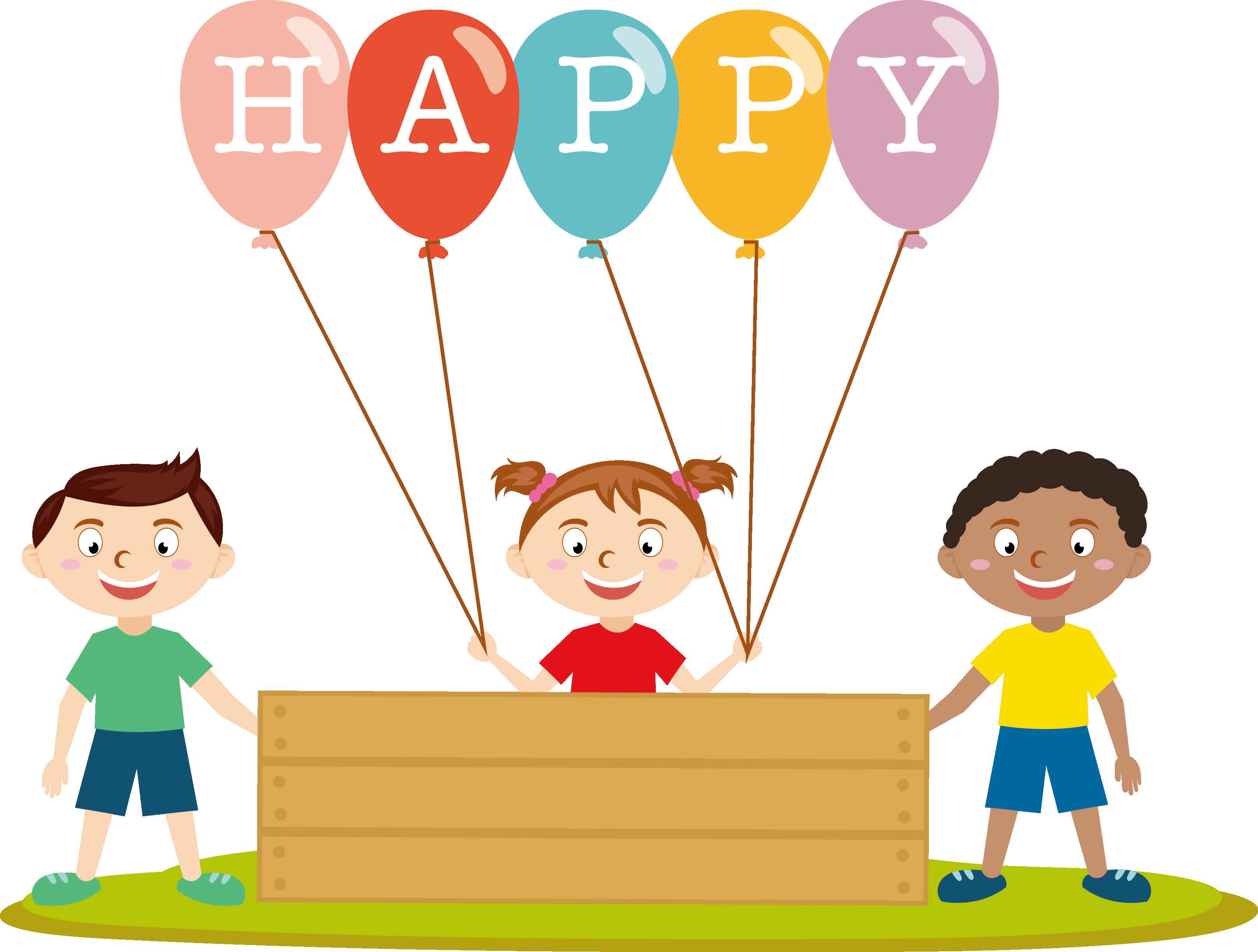 Childrens day clip art. Clipart balloon stall
