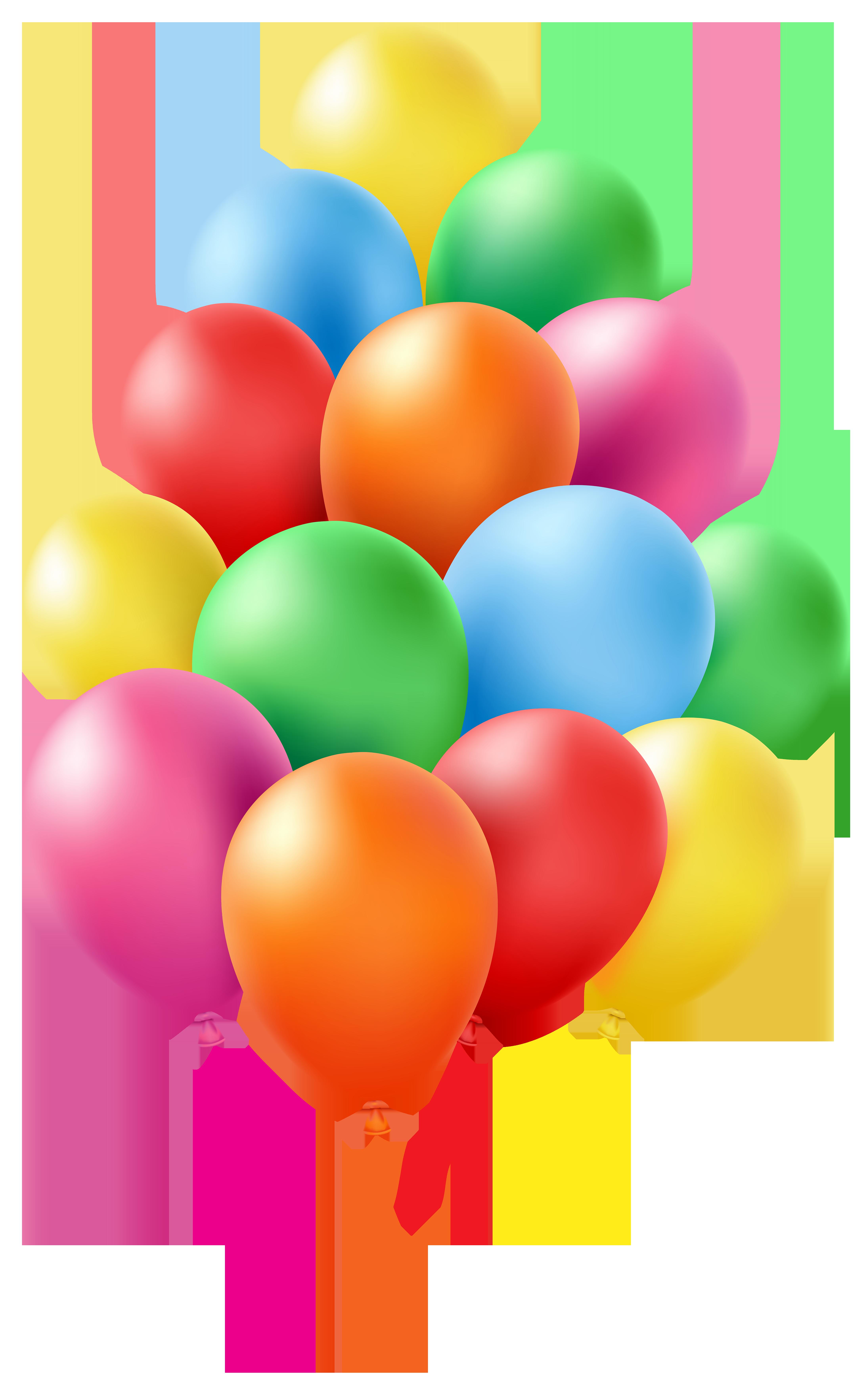 Clipart balloon summer. Balloons clip art png