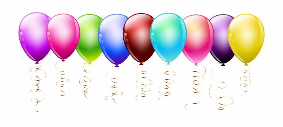 Clipart balloon summer. Transparent balloons image png