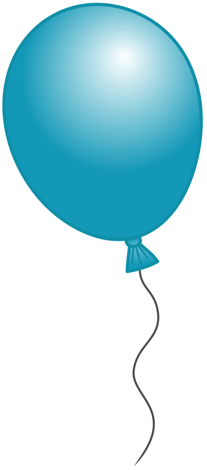 Clipart balloon teal.  collection of transparent