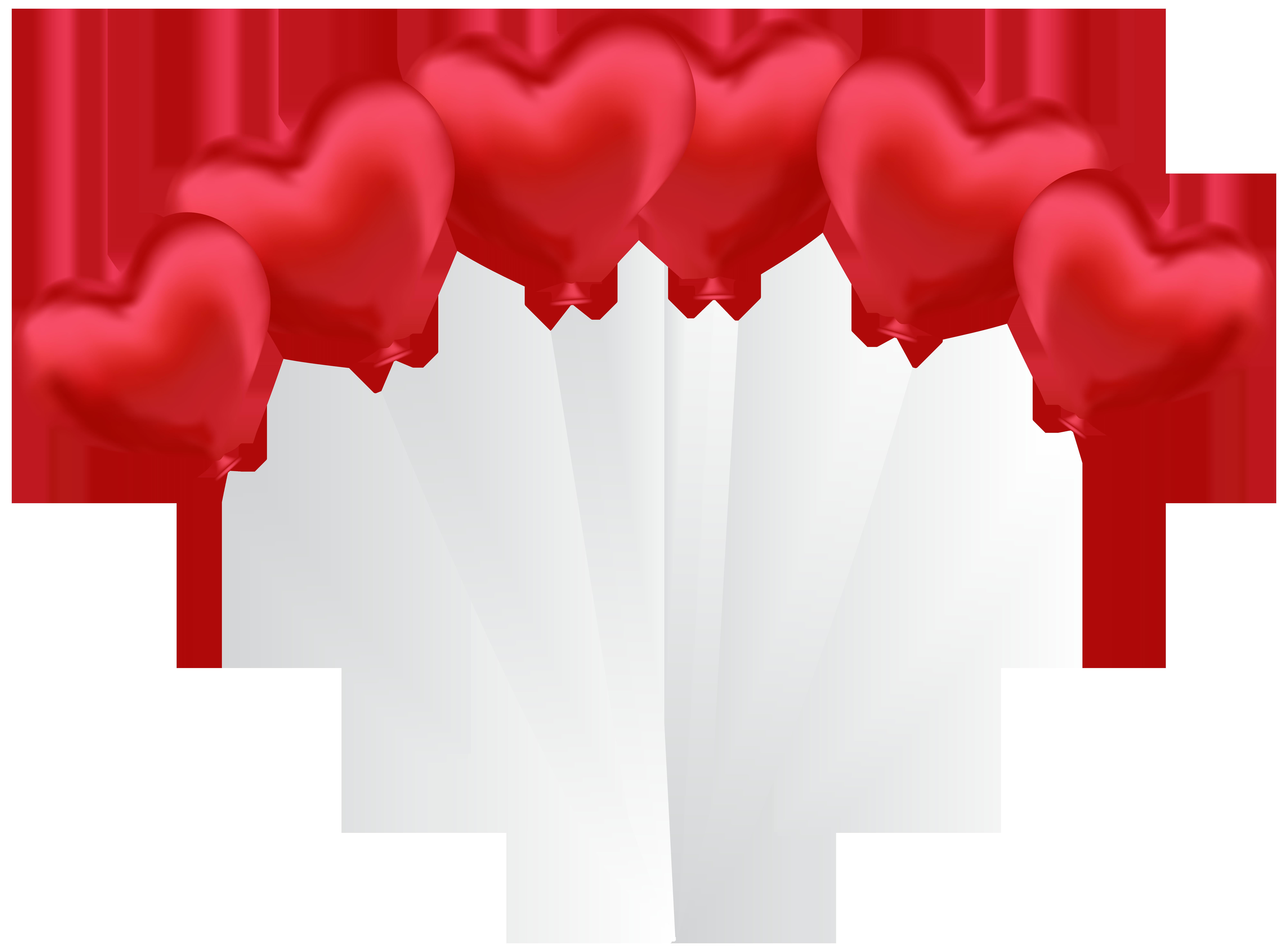 Heart balloons transparent png. Clipart balloon thanksgiving