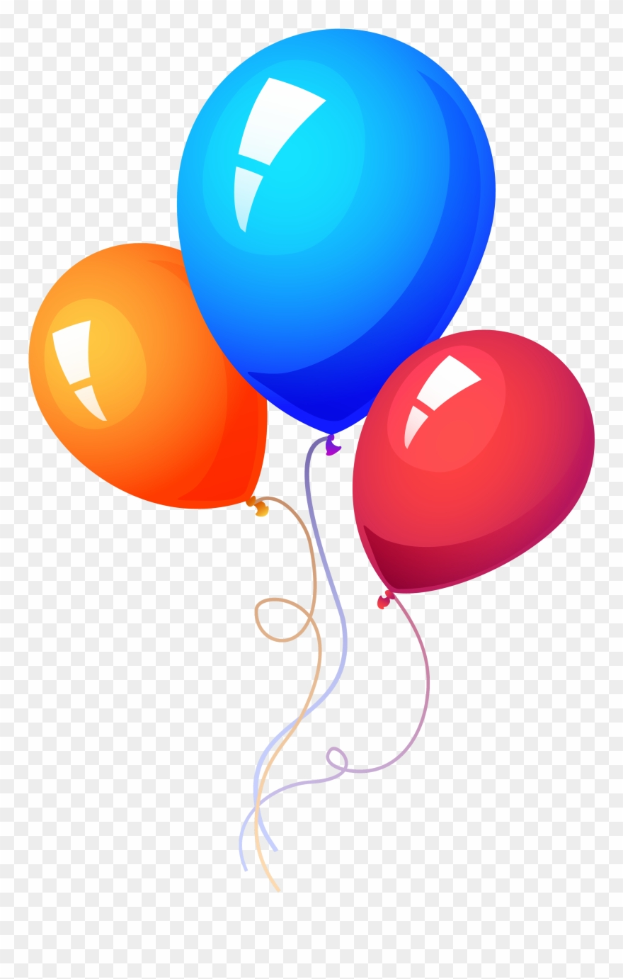 Clipart balloon transparent background. Images png