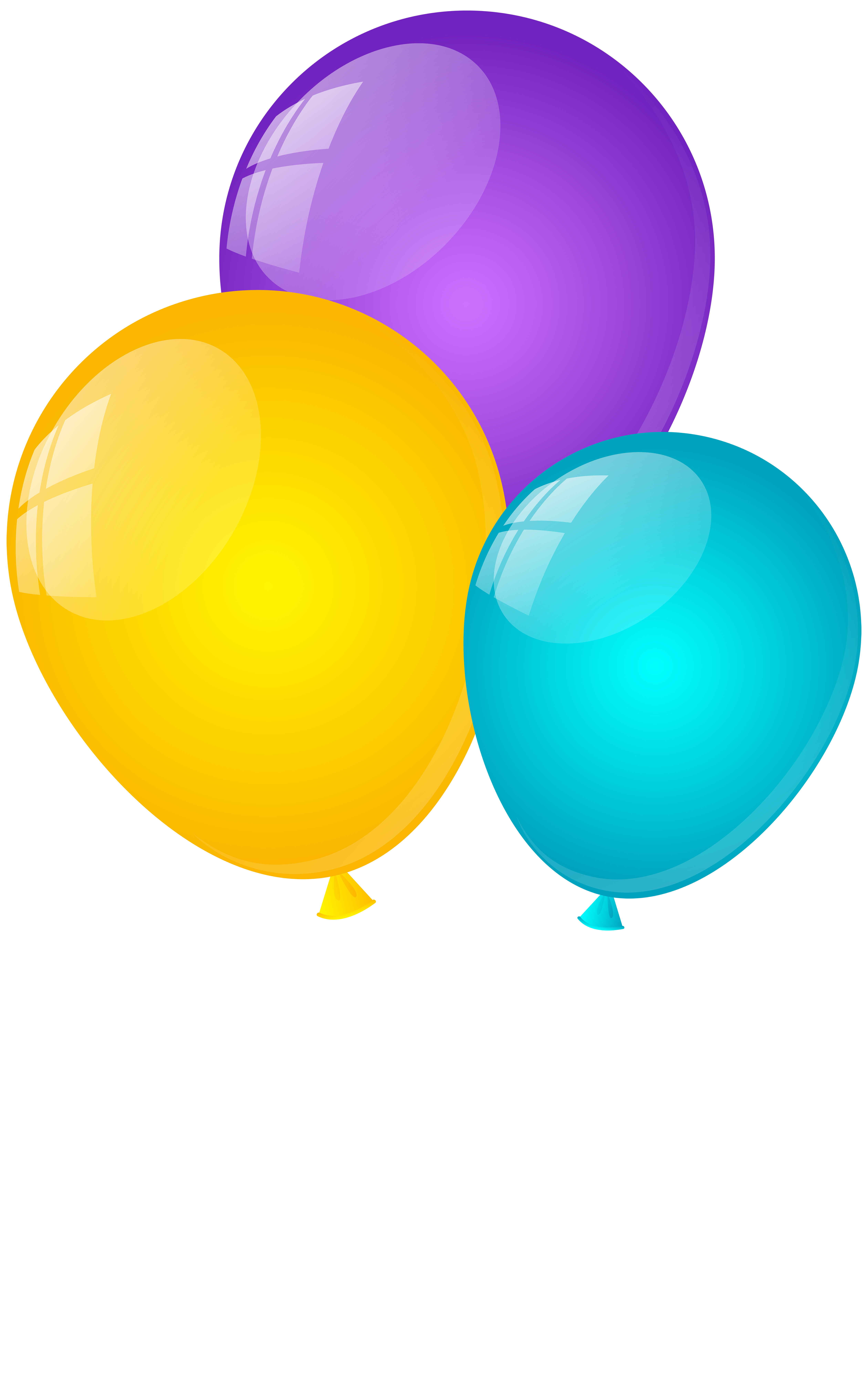 Clipart balloon turquoise. Balloons png clip art