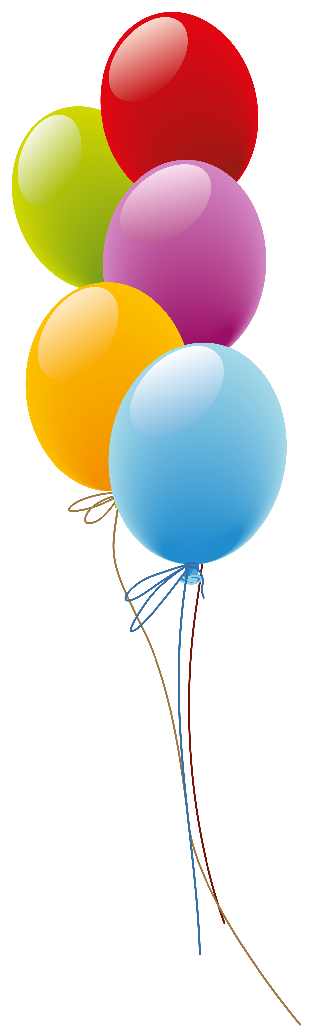 Drawn balloon string clipart. Png images gallery