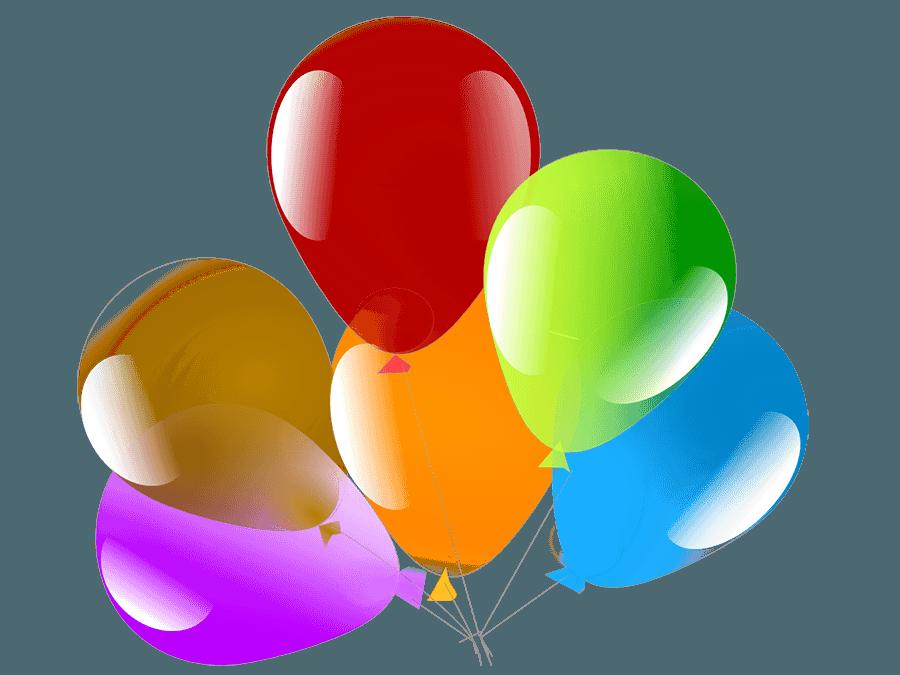 Clipart balloon vector. Cafe merlin b m