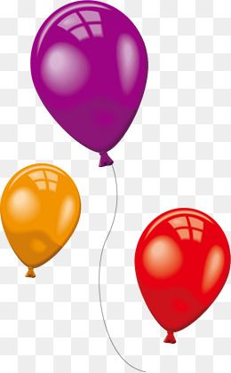 Clipart balloon vector. Png material helium