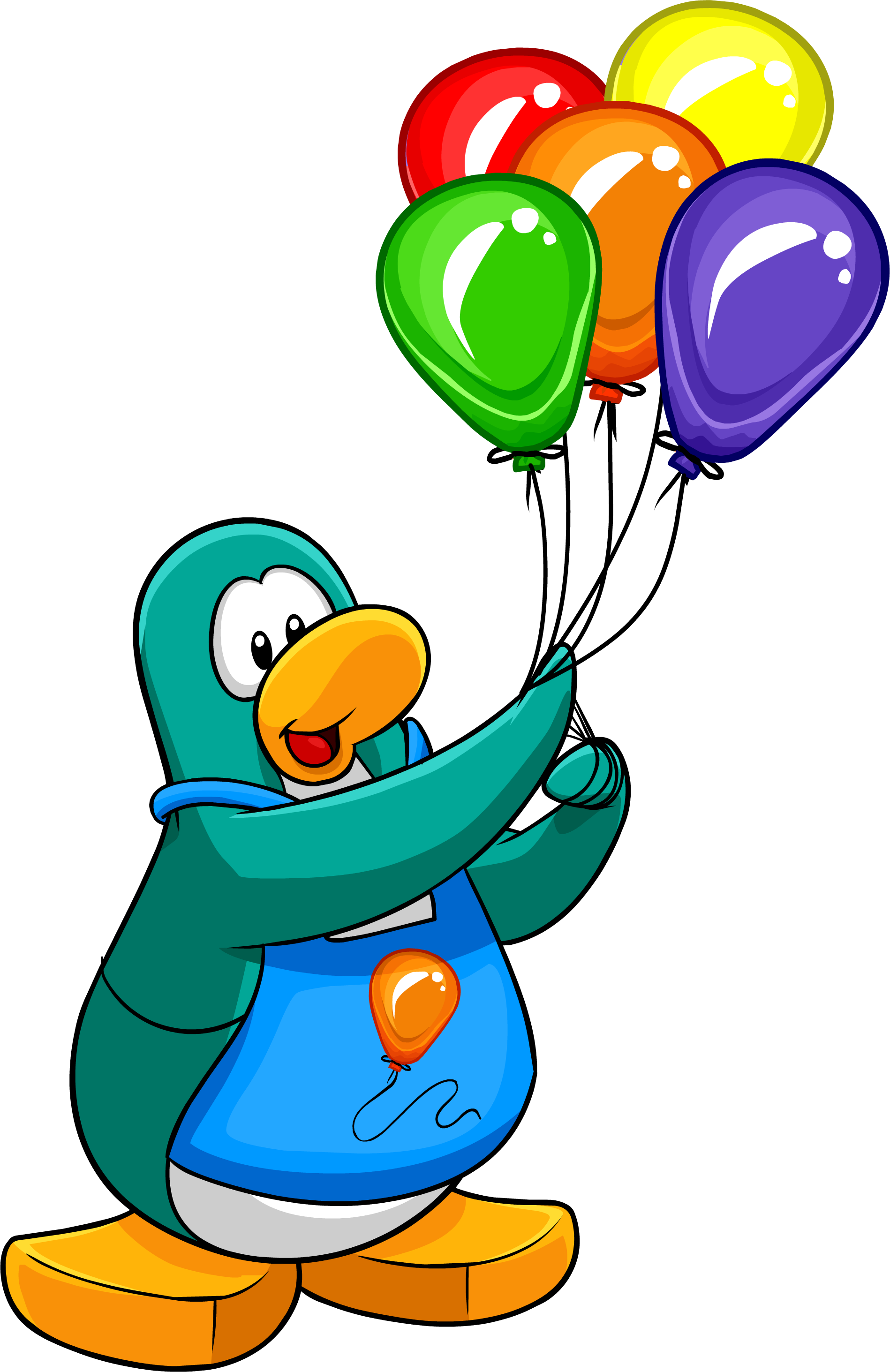 Club penguin wiki fandom. Clipart balloon vendor