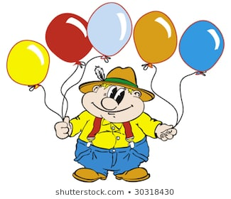 Clipart balloon vendor. Portal
