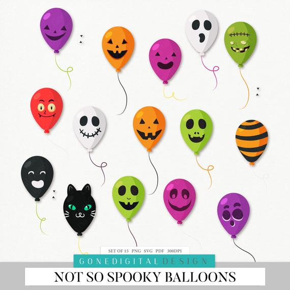 Cute balloons svg digital. Clipart balloon vendor
