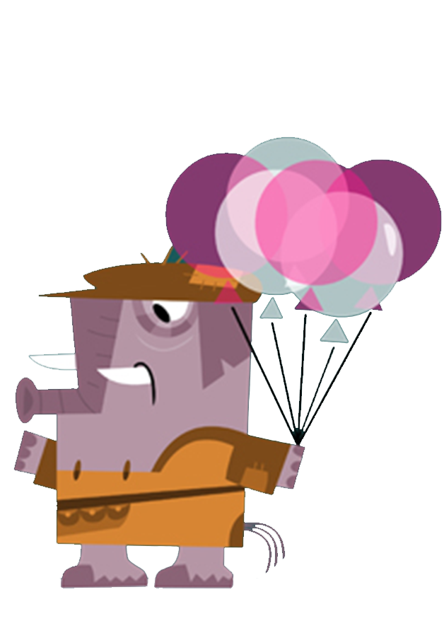 Elephant Balloon Vendor
