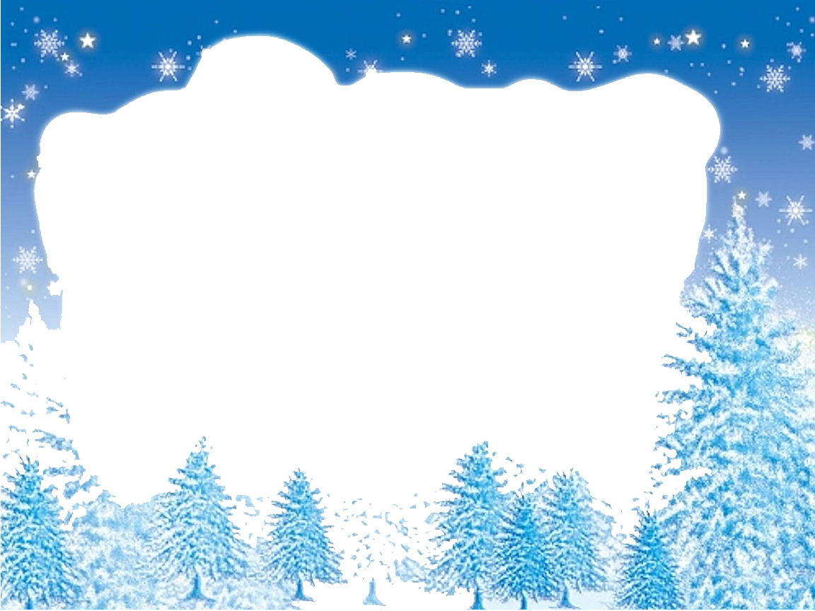 Winter border png. Transparent pictures free icons