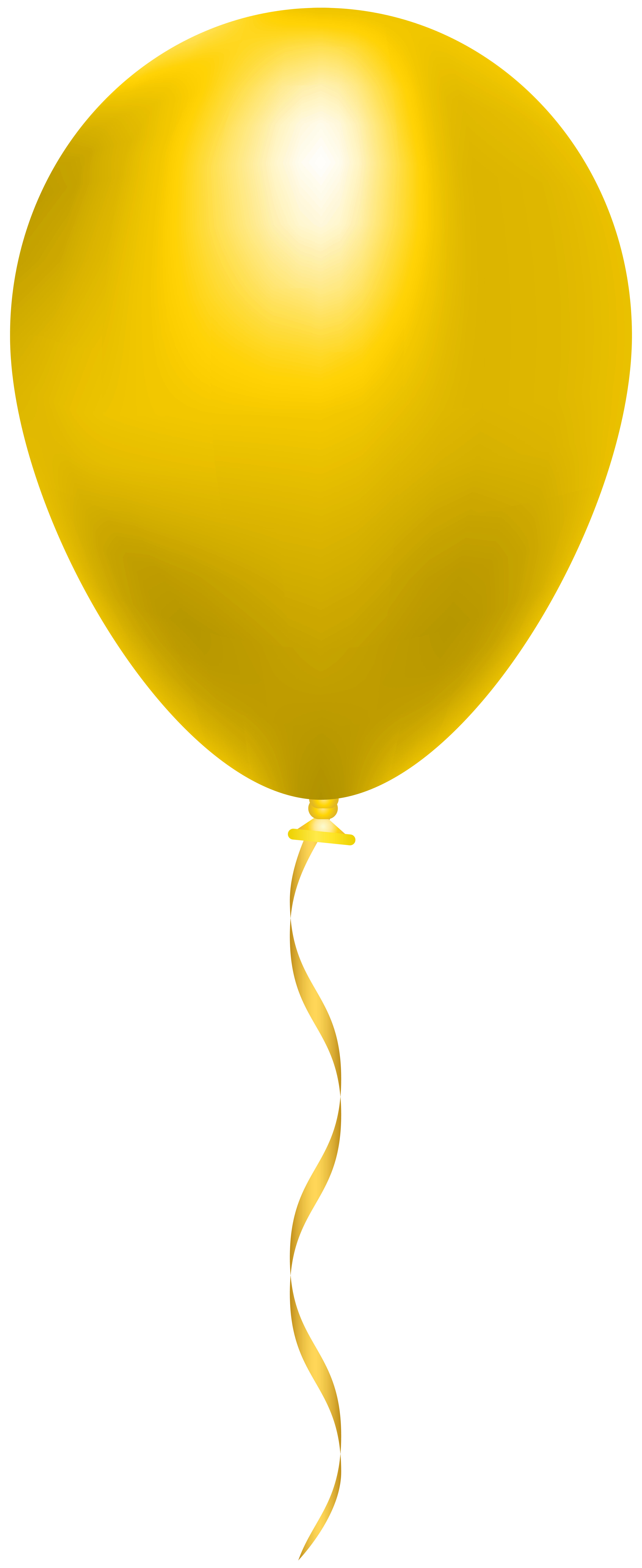 Png clip art image. Clipart balloon yellow