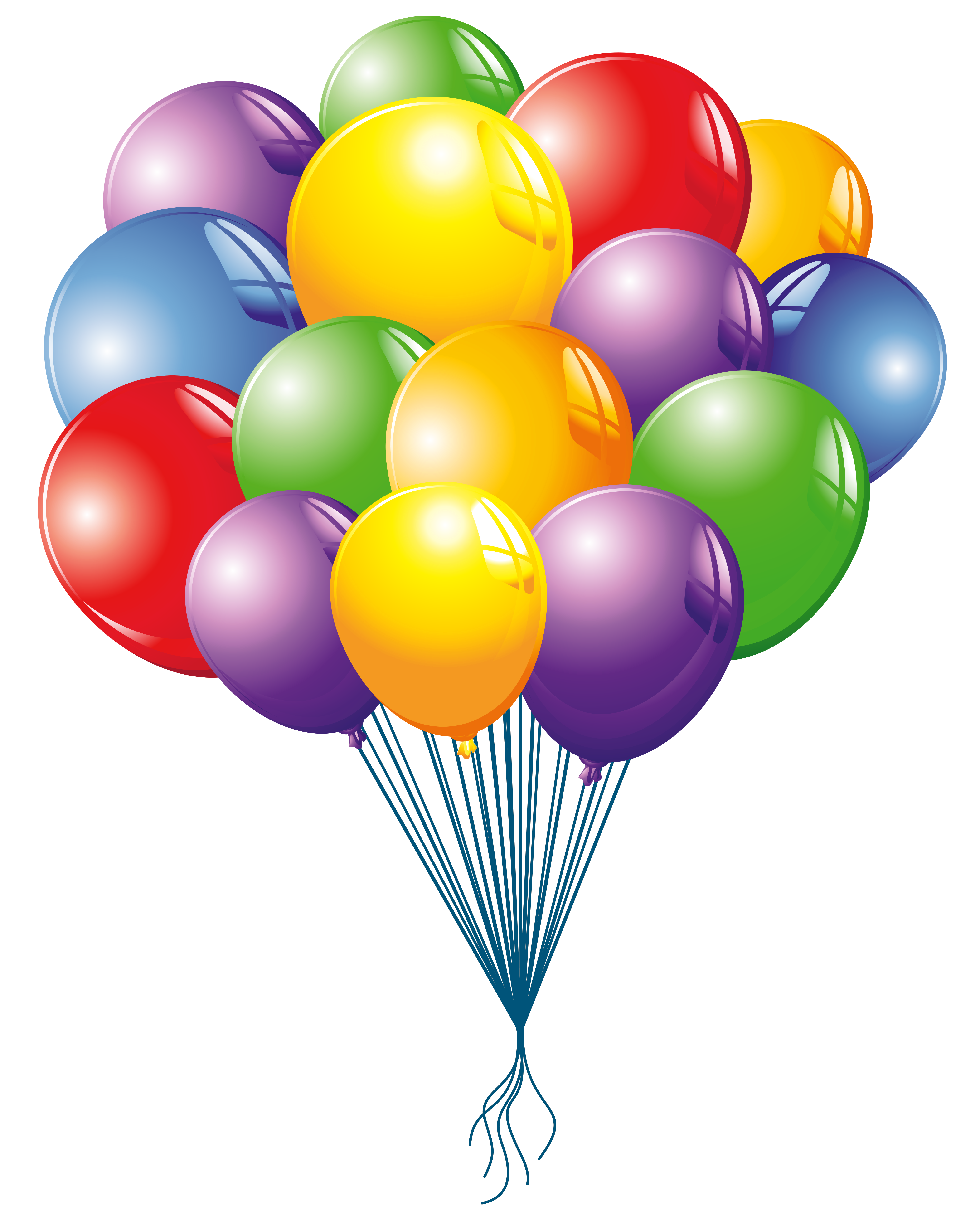 Image gallery yopriceville high. Balloons clipart