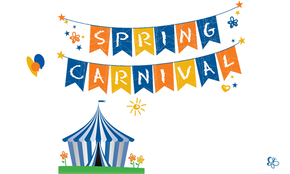 Clipart school spring. Carnival free border images
