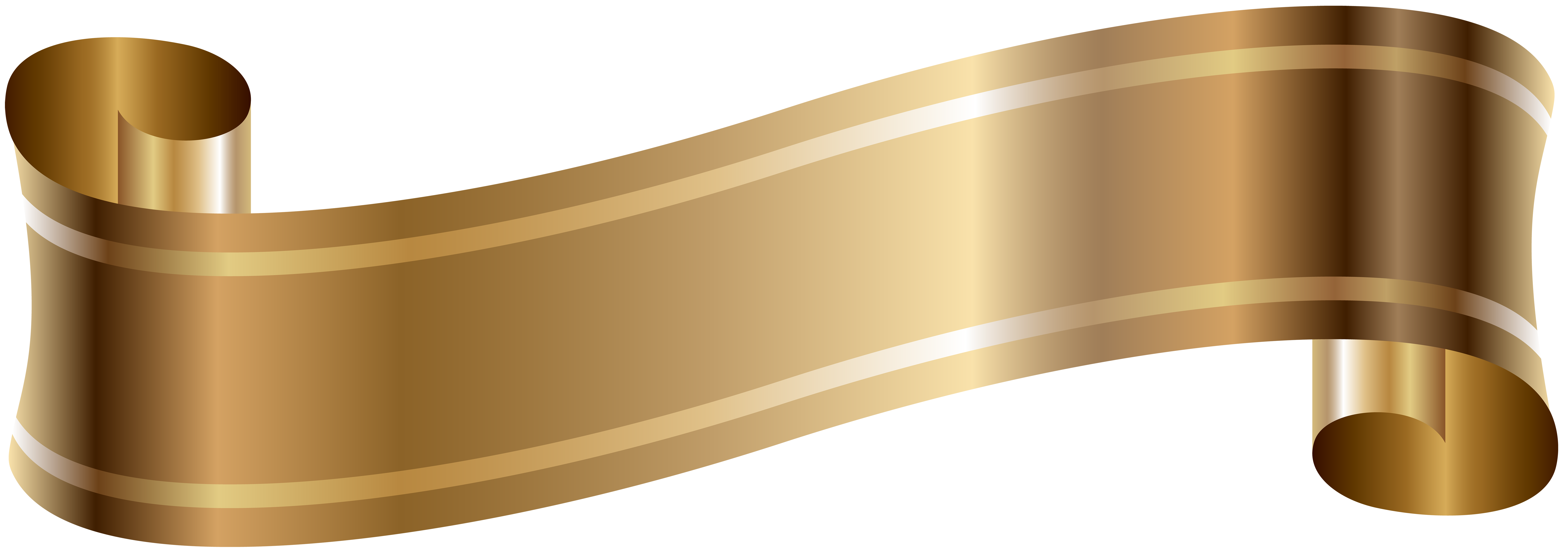 Clipart piano gold. Elegant banner old png