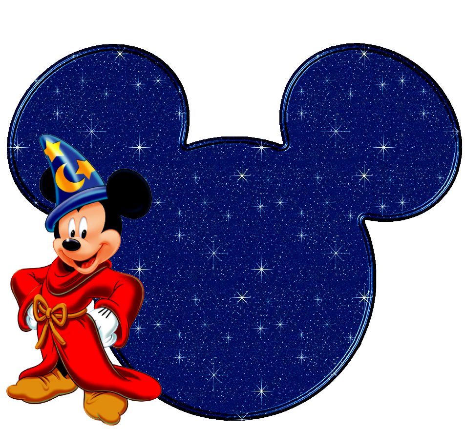 Mouse head with pants. Darth vader clipart mickey ear
