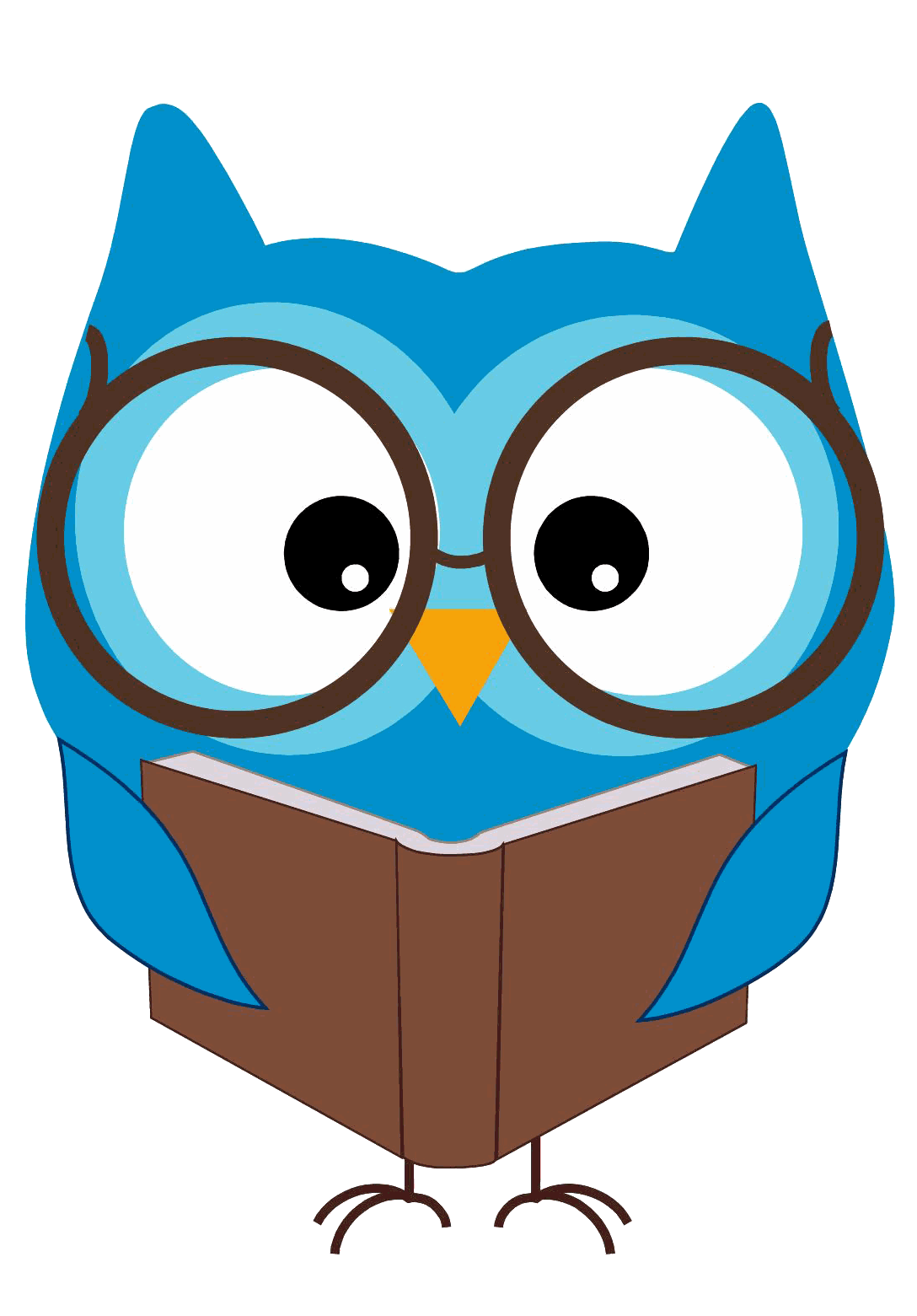 Tree clipart owl. Cute at getdrawings com