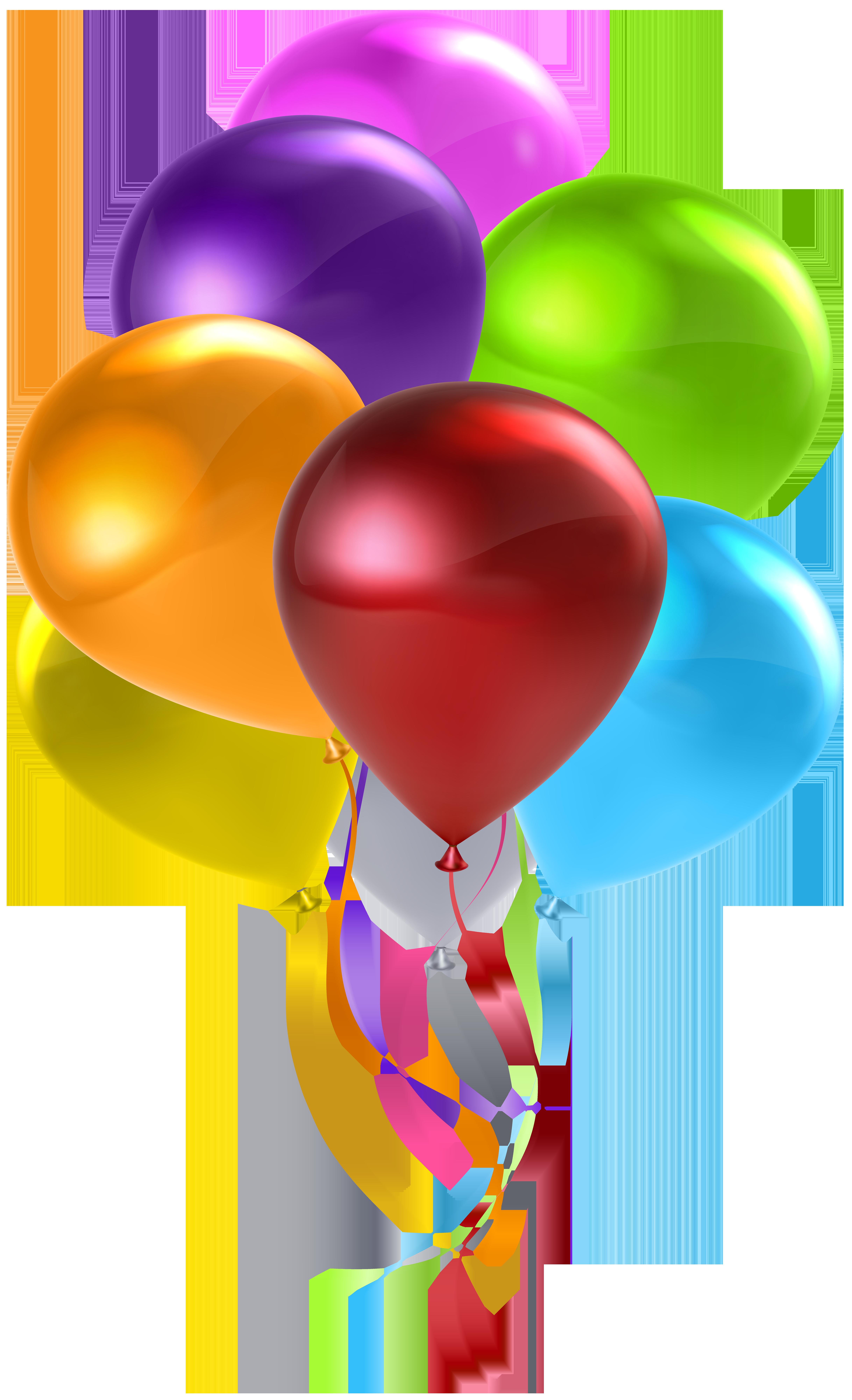 Maracas clipart clip art. Colorful balloon bunch transparent