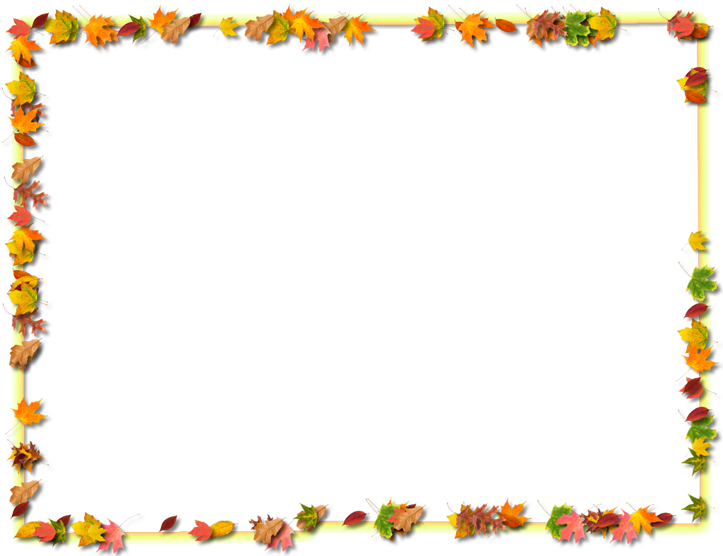 thanksgiving border png