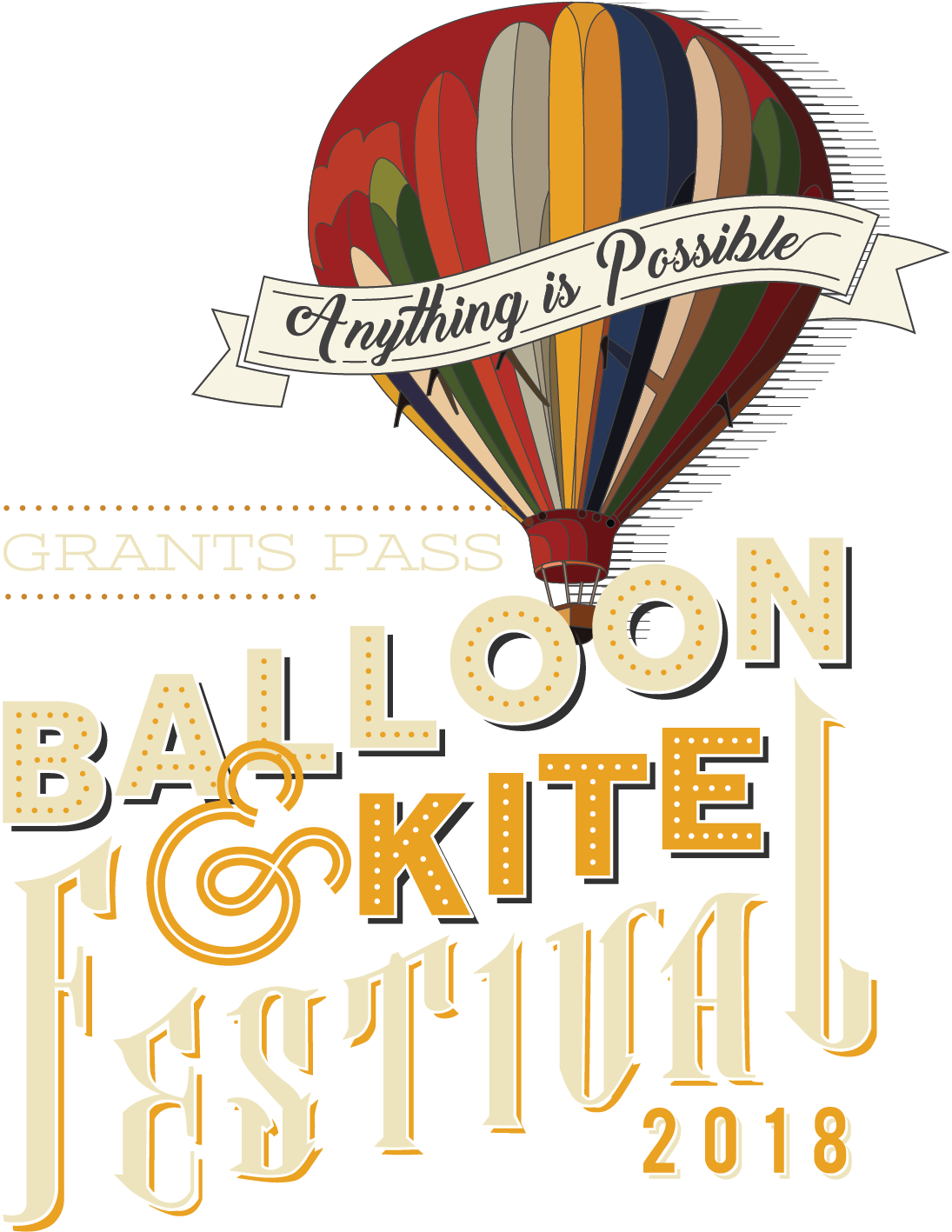 grants pass balloon. Louisiana clipart festival