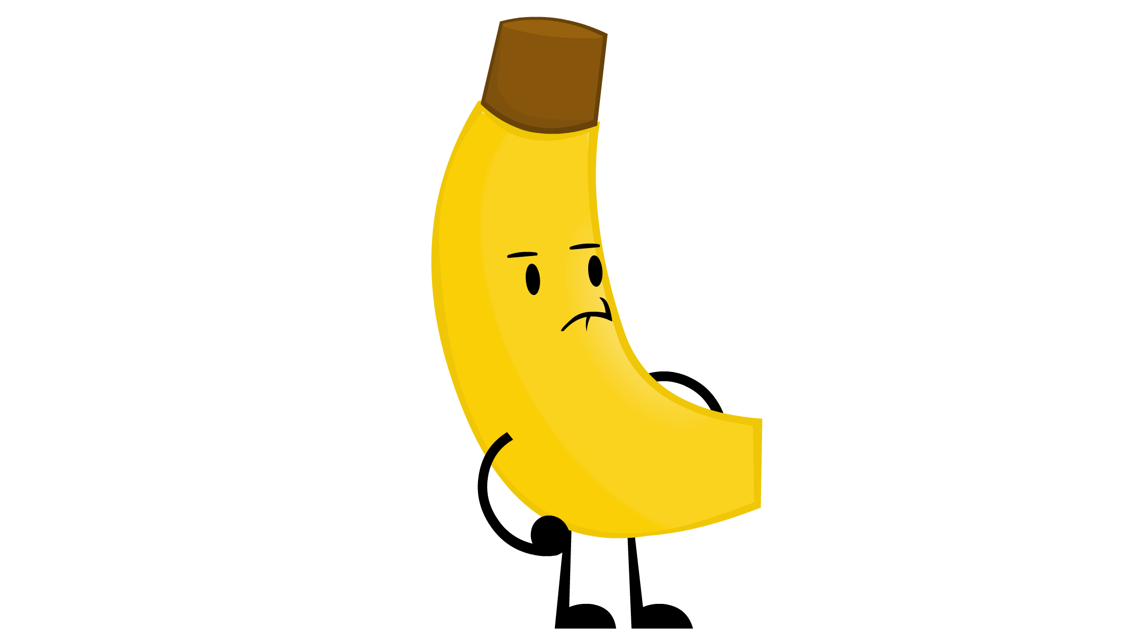 Clipart banana 6 banana. Official super object battle