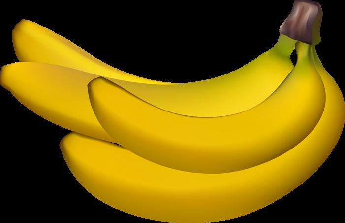 Funny clipart banana.