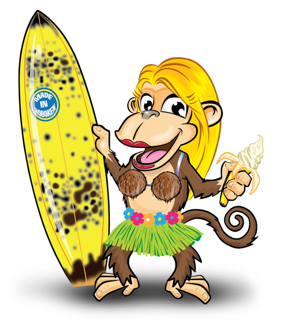 Clipart banana banaba. Amanda bananas just another
