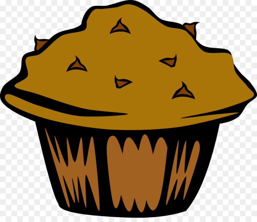 Muffins clipart cartoon. Banana png download free