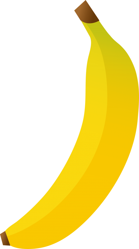 Good clipart banana. Png free images toppng