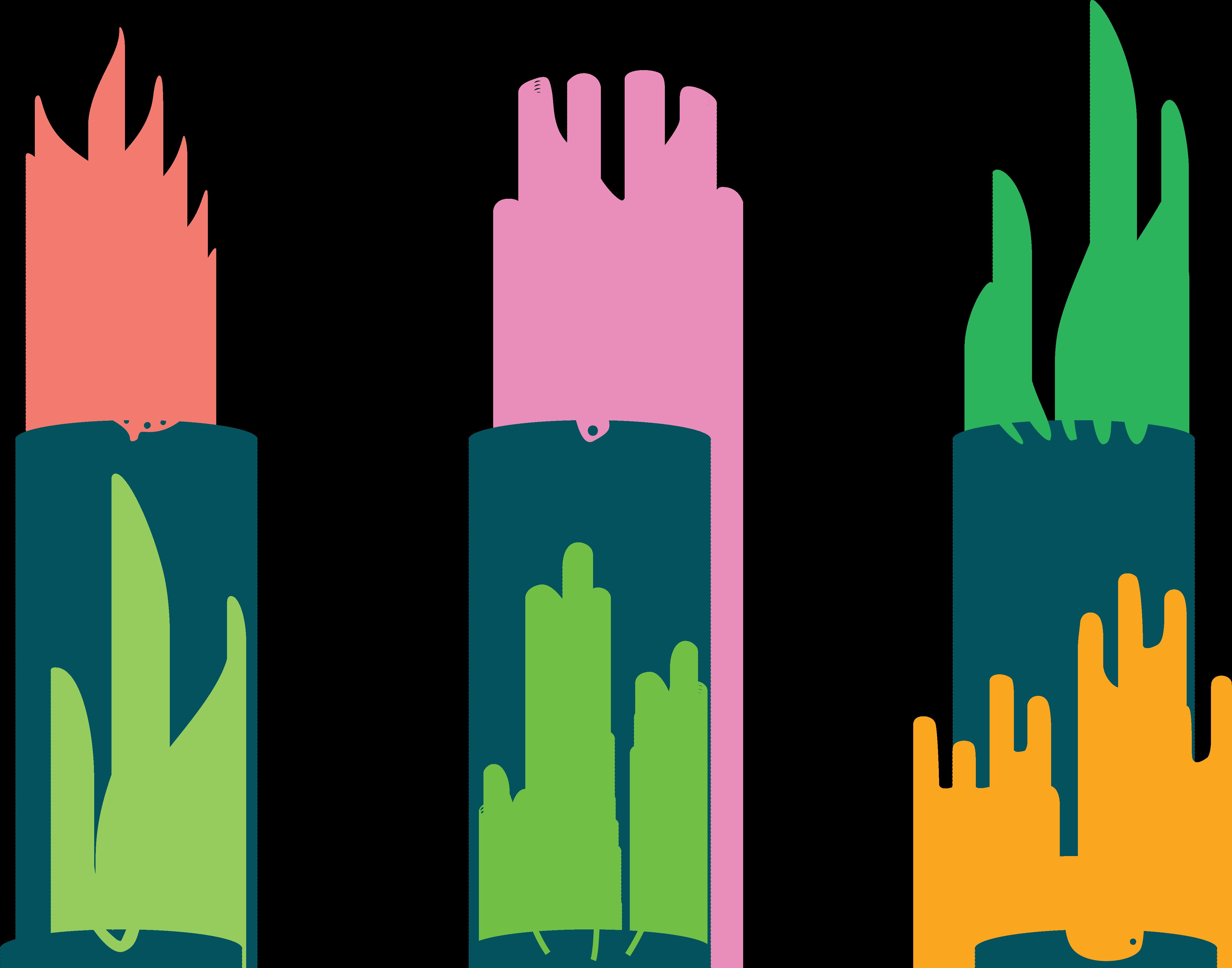 Coral clip art colorful. Clipart castle bitmap