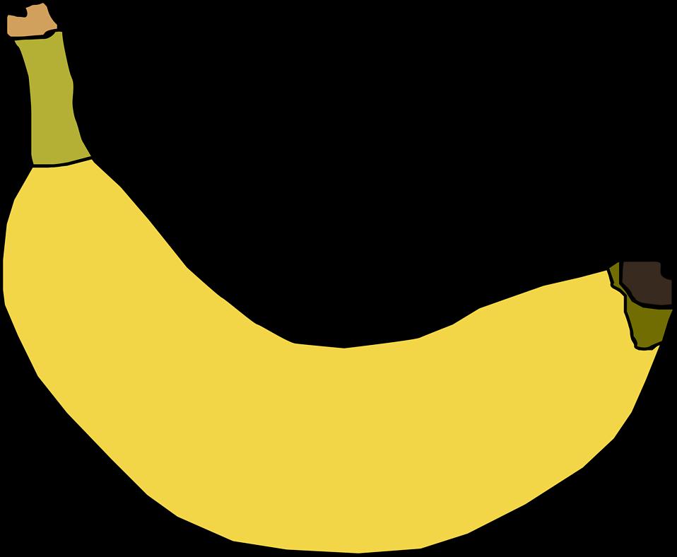 Free stock photo illustration. Mango clipart banana
