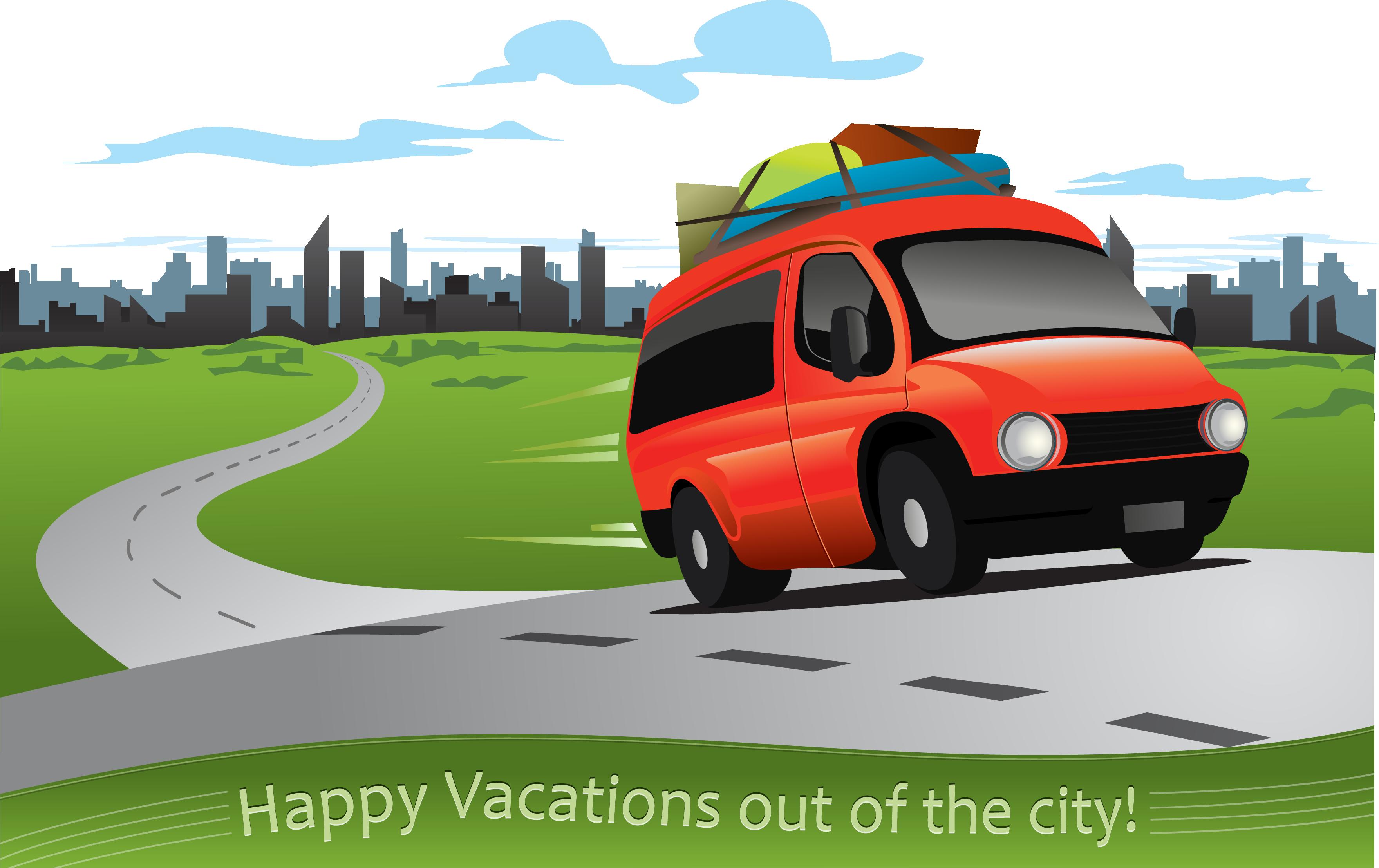 Car driving clip art. Clipart road city road