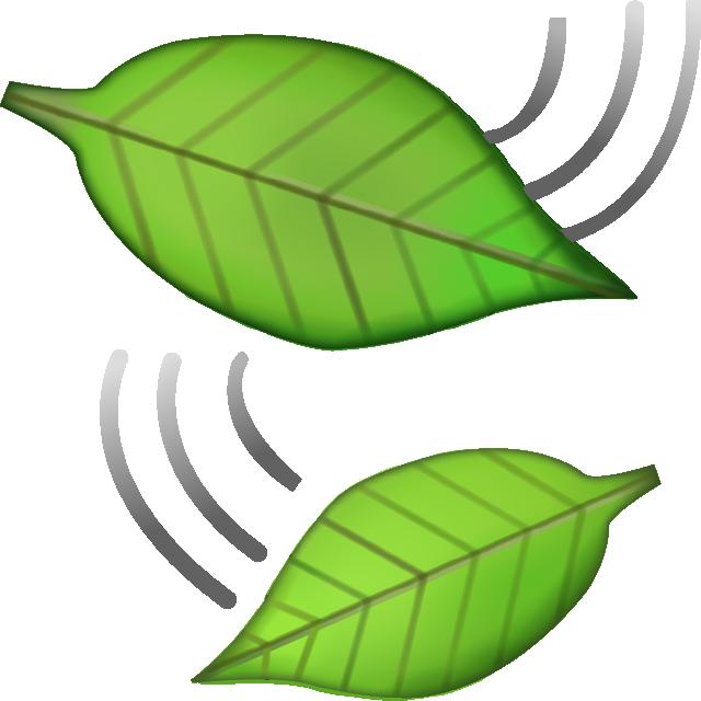 Germany clipart emoji. Download leaf falling image