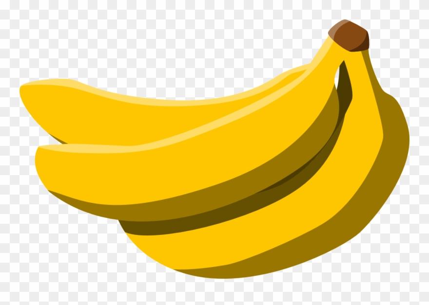 Clipart banana file. Bananas svg wikimedia commons