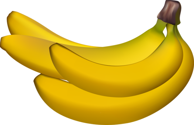 Great clip art of. Clipart banana fruit vegetable