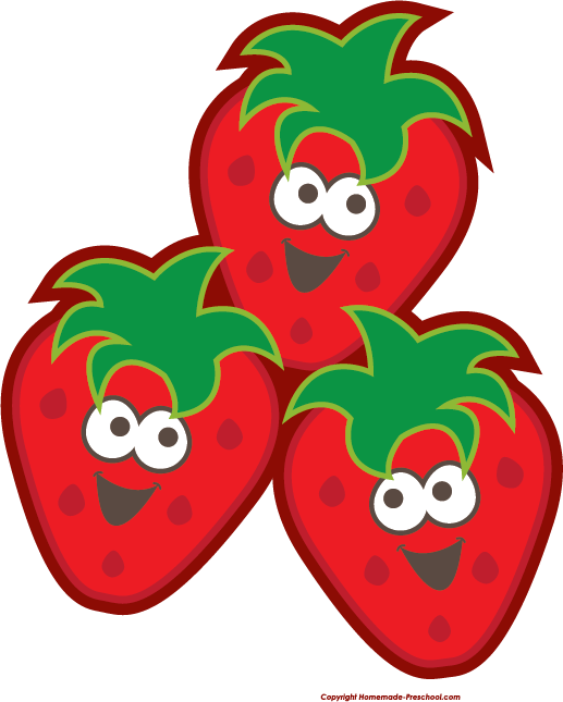 Free fruit click to. Fruits clipart smiley face