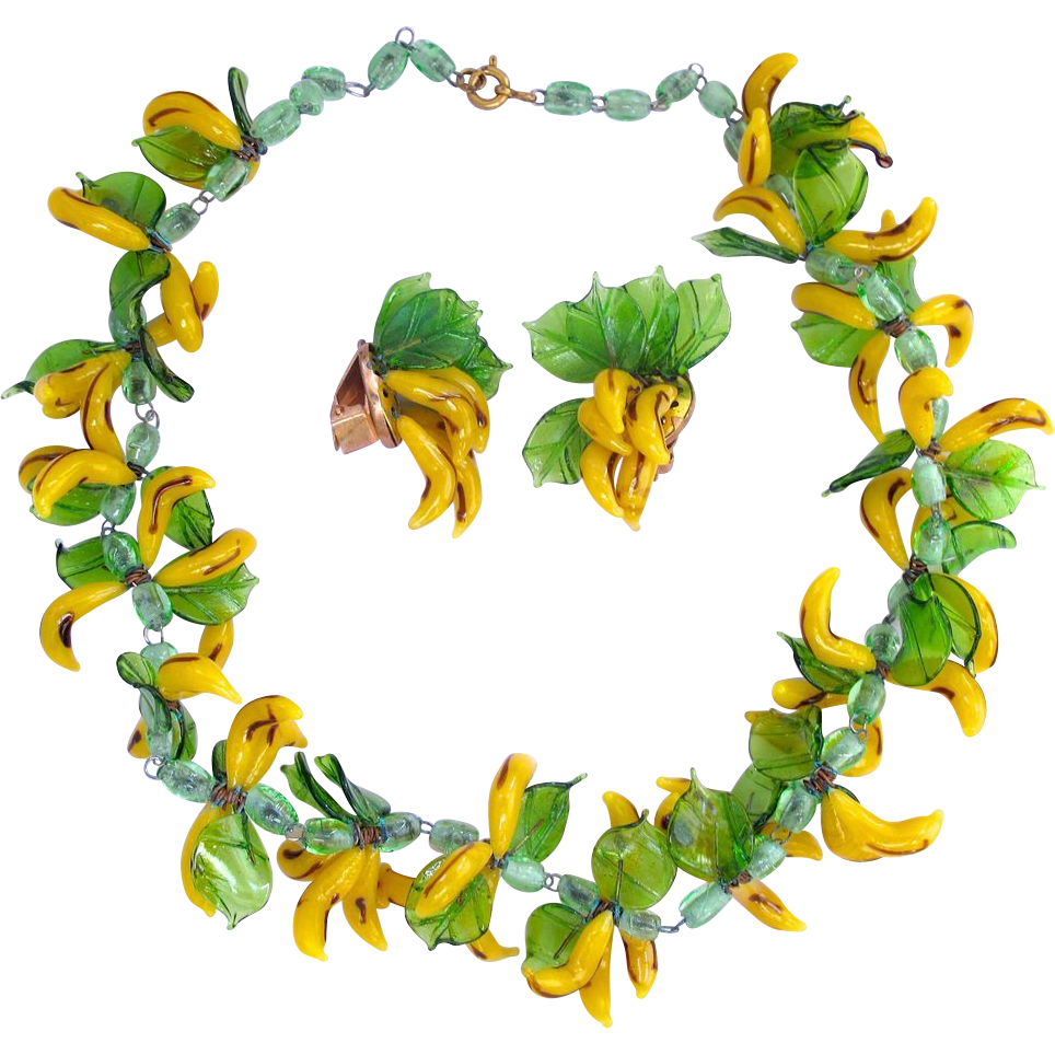 necklace clipart glass bead